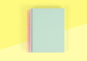 MISHMASH - Easy-Breezy Notebook - A5 Park Green