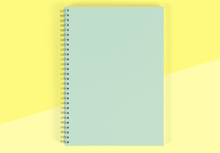 Load image into Gallery viewer, Mishmash handybound notebook - park green