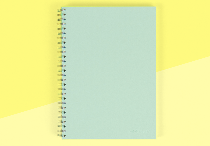 MISHMASH - Handybound Notebook - Park Green