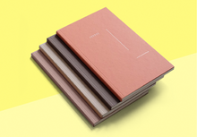 Load image into Gallery viewer, PAPIERNICZENI - Lico Notebook - Brown