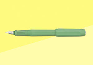 KAWECO - Perkeo Fountain Pen - Jungle Green