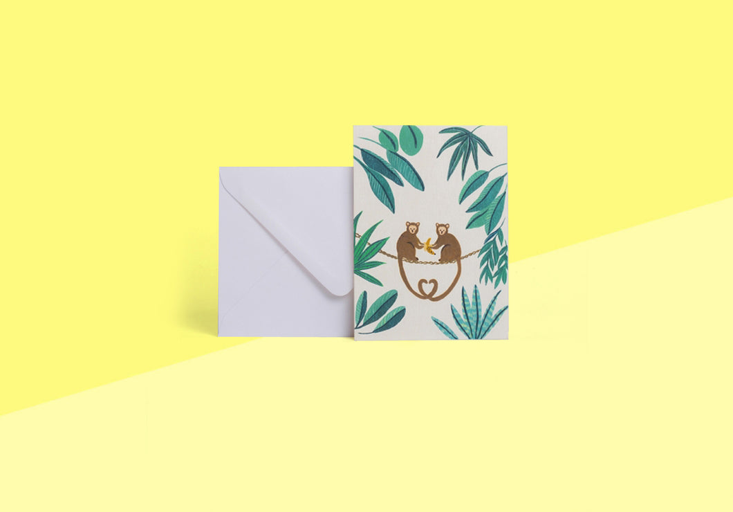 Season Paper Collection - Monkey