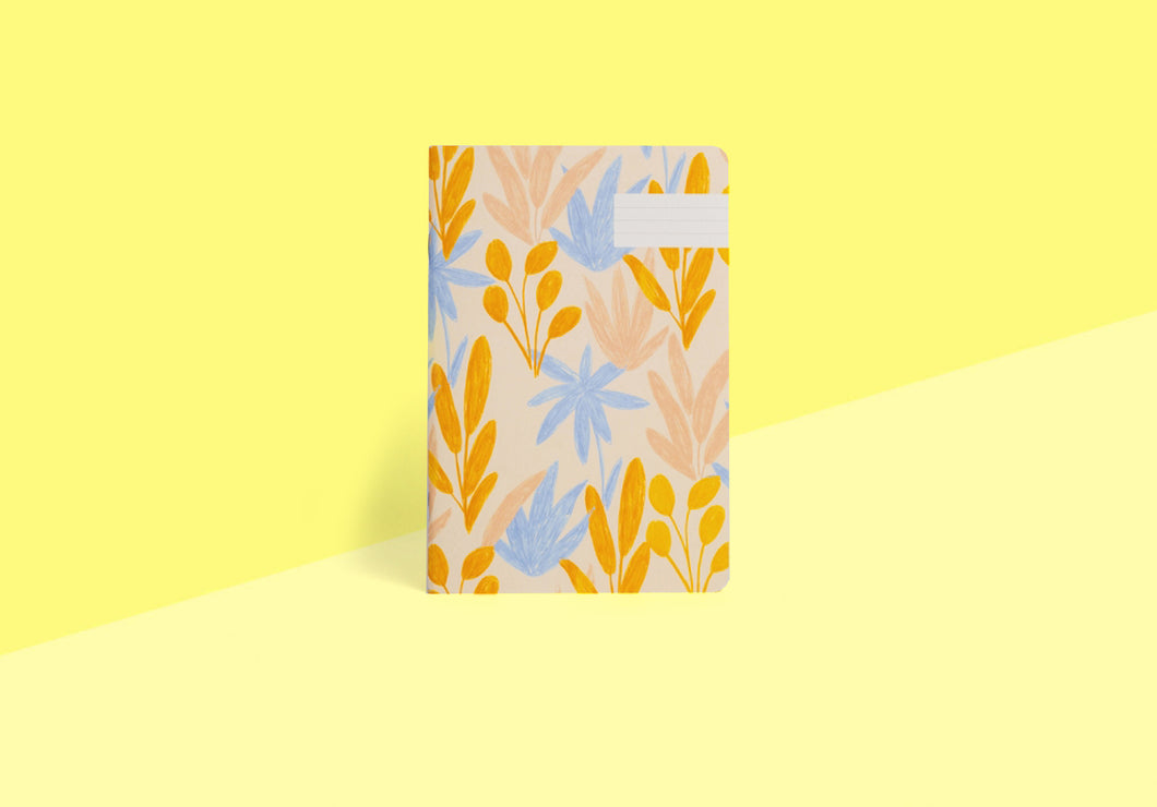 Season Paper Collection - Notebook Pampa