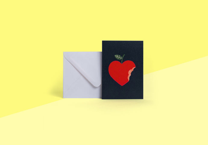 Season Paper Collection - Card - Pomme d'Amour