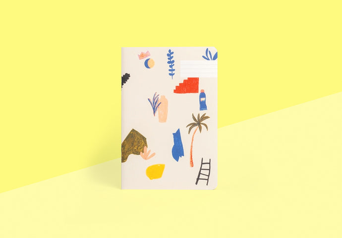 Season Paper Collection - Notebook Palette