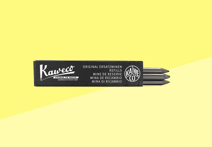 Kaweco - Sketch Up Pencil 5,6mm - Refill pack of 3