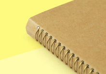 Load image into Gallery viewer, TRAVELER'S COMPANY - Spiral Ring Notebook - A6 Slim Paper Pocket