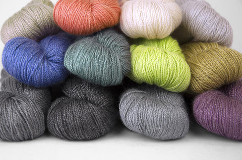 Image of Knit Purl Glow Lace Yarn