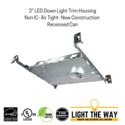 "2"" LED Down Light Housing"