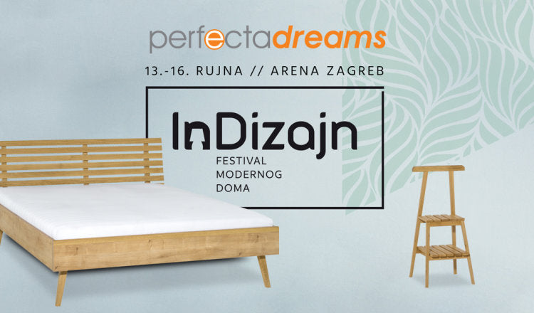 Perfecta Dreams na In Dizajn sajmu