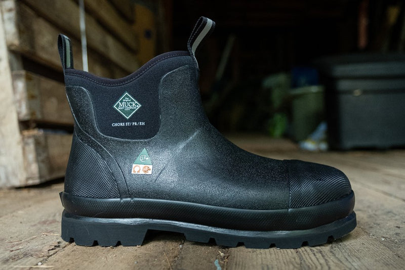 The Work Boot That Works Hard