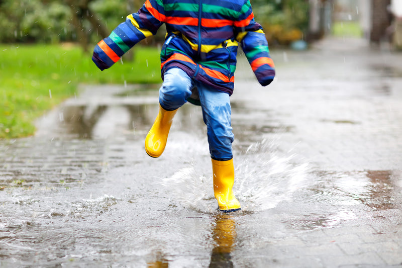 Getting New Rubber Boots For Kids Doesn't Have To Be A Bad Experience