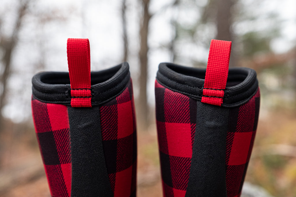 Muck Boot Buffalo Plaid