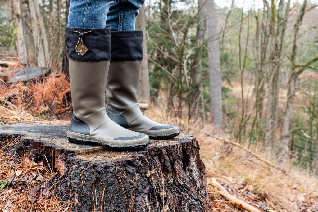 Forager non insulated rubber boots by Muck Boot Company