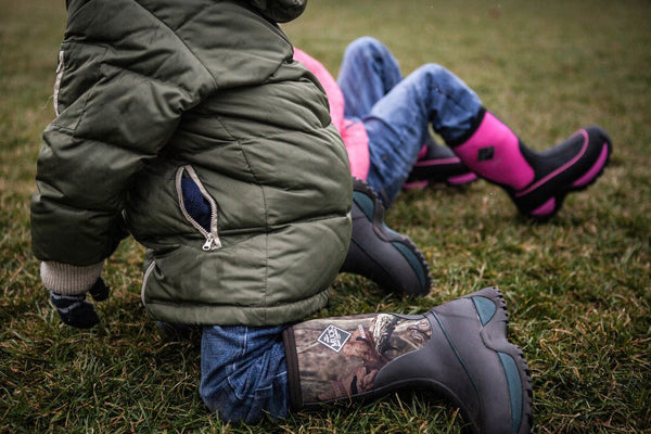 3 Great Reasons Why Your Kids Will Love Muck Boots