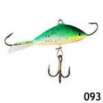 Nils Master - Baby Shad Ice Fishing Lures