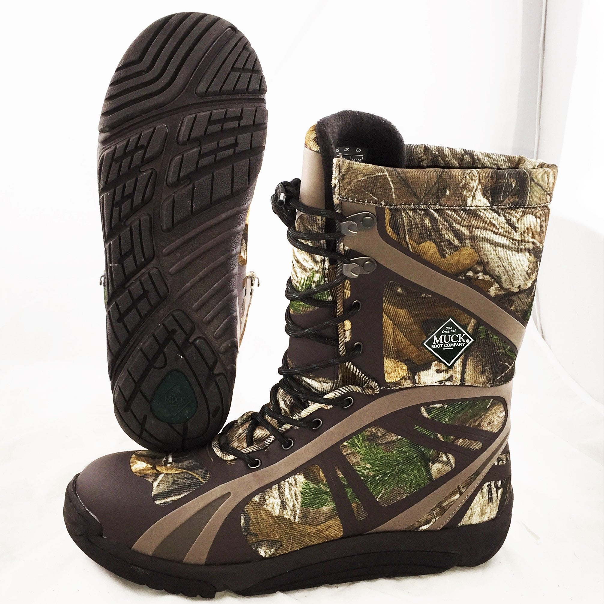 Pursuit Shadow Mid Muck Boots - Canadian Great Outdoors