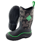 Kids Hale Muck® Boots Animal Print