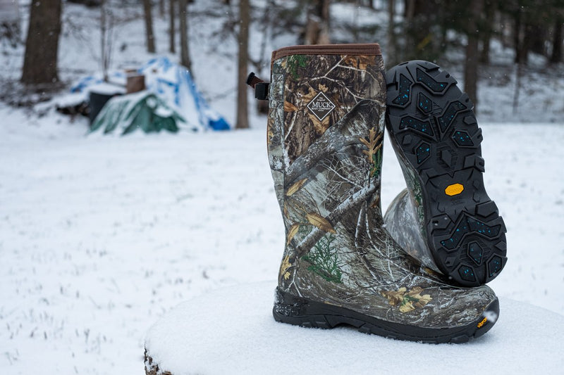 Arctic Ice Gusset Xtended Fit Muck BOOTS® - MHV-RTE