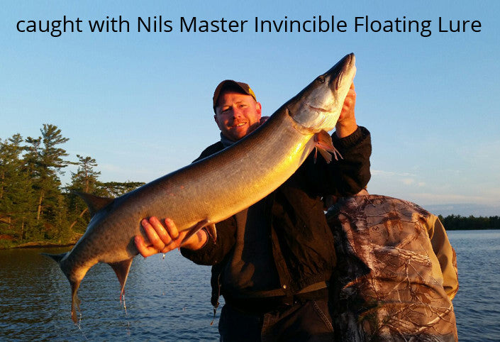 Nils Master Invincible Floating 25cm Fishing Lure