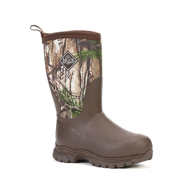 Kids Rugged II Muck Boots REALTREE XTRA® & REALTREE APC®