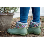 Muckster II Mid Muck® Boots - Green/Floral Print