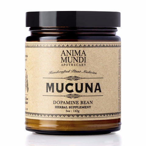Anima Mundi Herbals Mucuna Extract Powder