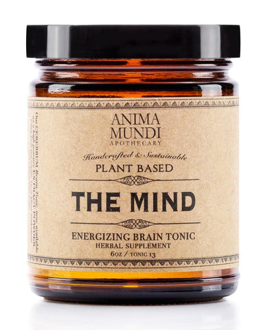 Anima Mundi The Mind Energizing Brain Tonic