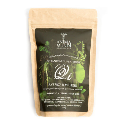 Anima Mundi Qi Enegry & Protein Adaptogens and Hormone Balancer