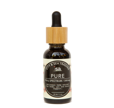 Pure / Full Spectrum Hemp Oil
