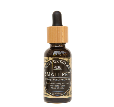 Pet / Full Spectrum Hemp Oil