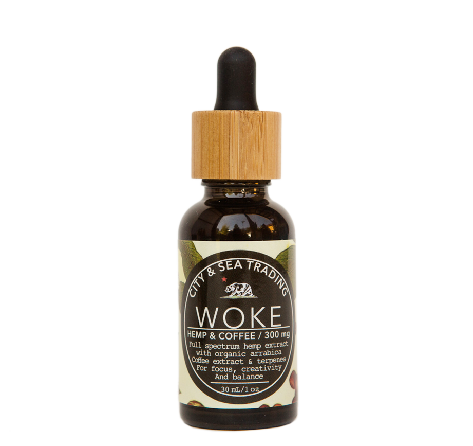 Woke / Full Spectrum Hemp Oil