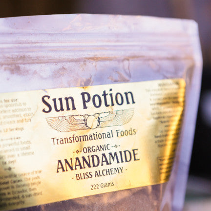 Sun Potion Anandamide Bliss Alchemy