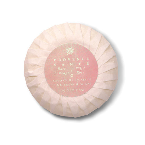 Soap w. Shea Butter Wild Rose 2.7oz./75g