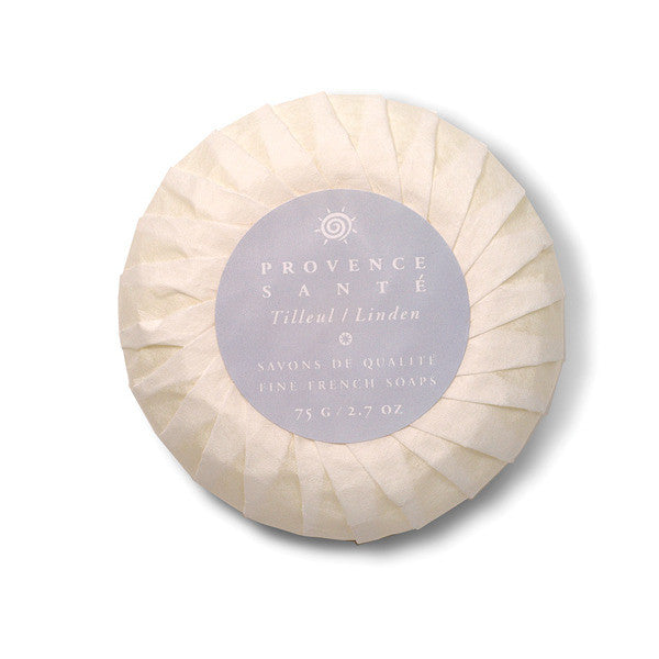 Soap w. Shea Butter Linden 2.7oz./75g