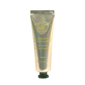 20% Shea Butter Dry Skin Hand Cream Verbena 1 fl.oz./30ml