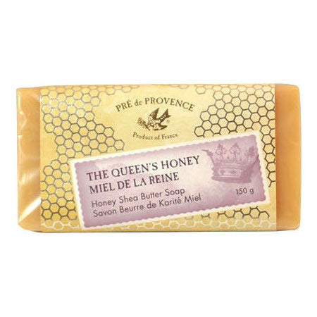 Queen's Honey Shea Butter Soap 5.2oz./150g