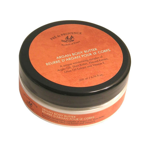 Argan Body Butter 6.76 fl.oz./200ml