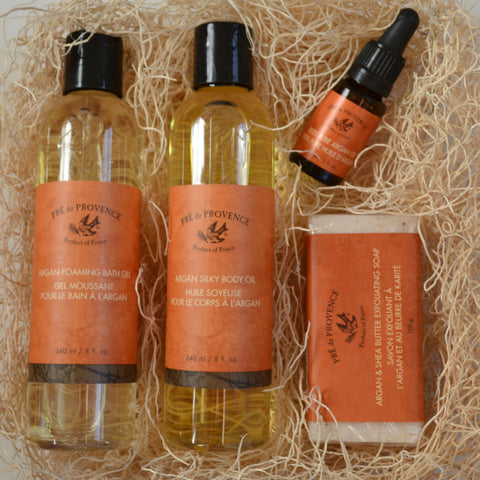 Argan Beauty Set