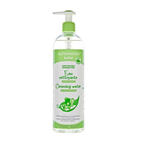 Natural Cleansing Water Without Rinsing 17 fl.oz/500ml