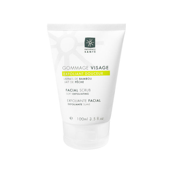 Soft Exfoliating Facial Scrub 3.5 fl.os./100ml