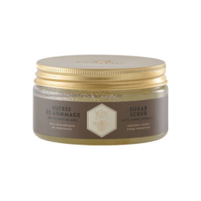 Body Sugar Scrub Honey & Propolis 8.4oz./240g