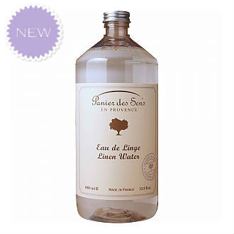 Linen Water Country Lavender 33.8 fl.oz./1L