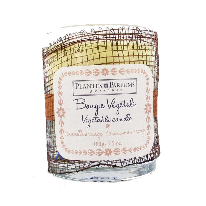 Cinnamon Orange Candle 5.5oz./150g