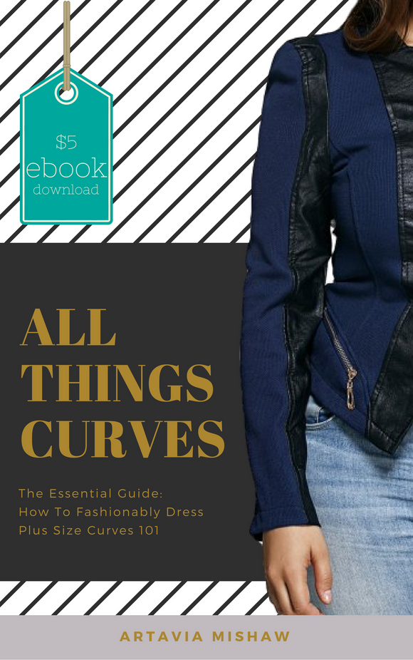 All Things Curves - Fierce by Artavia