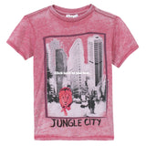 ButterSoft Jungle City Tee