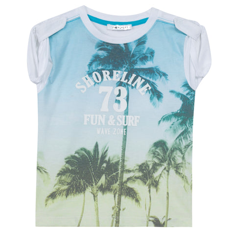 Surfer Muscle Tee