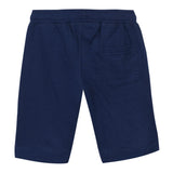 Drawstring Pull On Knit Shorts