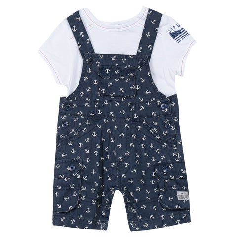 Anchor ShortAll + Tee Set