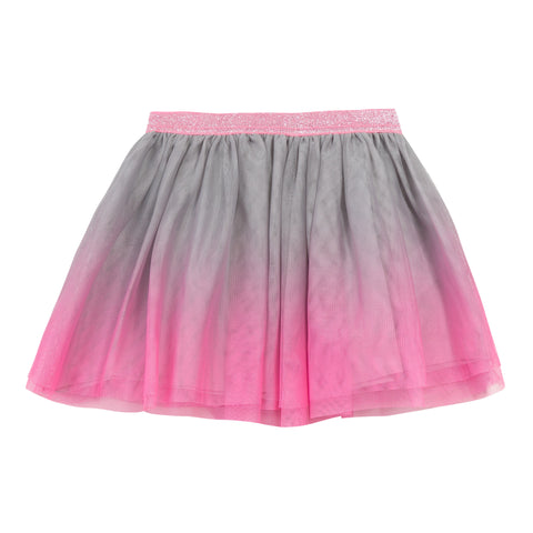 DIP DYE TULL MINI SKIRT